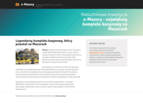 e-mazury.com.pl
