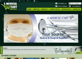 e-medicalcart.com