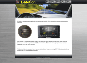 e-motionproducts.com
