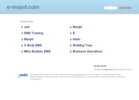 e-msjed.com