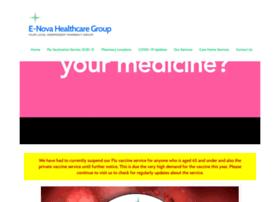e-novahealthcare.co.uk