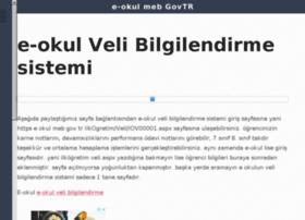 e-okul-meb.govtr.org