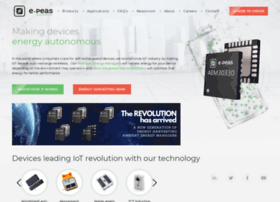 e-peas.com