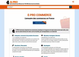 e-pro-commerce.fr