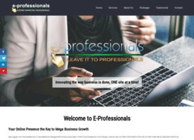 e-professionals.com.au