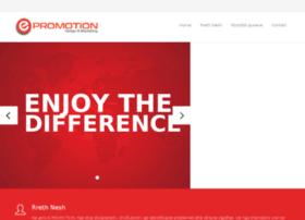 e-promotion.al