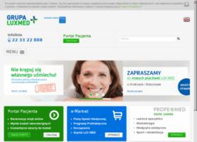 e-rezerwacje.grupaluxmed.pl