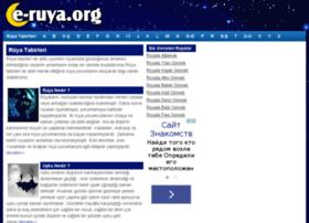 e-ruya.org