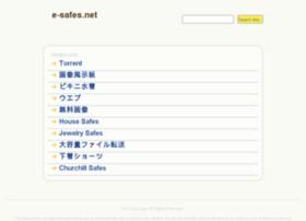 e-safes.net
