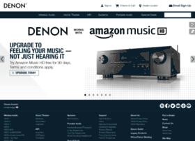 e-series.denon.com