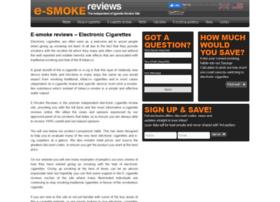e-smokereviews.co.uk