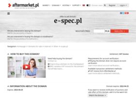 e-spec.pl
