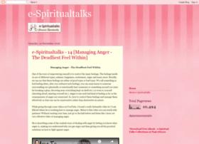 e-spiritualtalks.blogspot.com