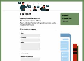 e-spots.nl