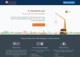 e-standards.com