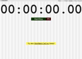 e-stopwatch.eu