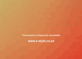 e-style.co.za