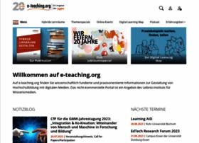 e-teaching.org