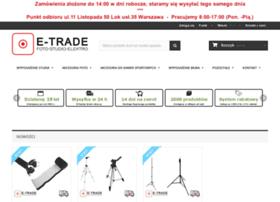 e-trade.com.pl