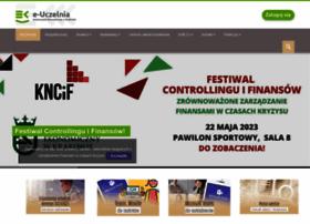 e-uczelnia.uek.krakow.pl