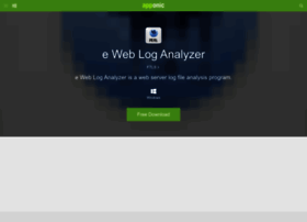 e-web-log-analyzer.apponic.com