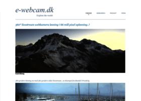 e-webcam.dk