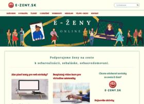 e-zeny.sk
