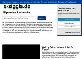 e-ziggis.de