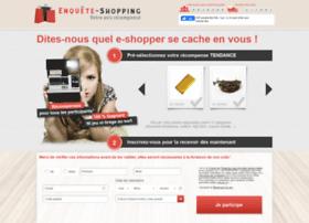 e.enquete-shopping.com