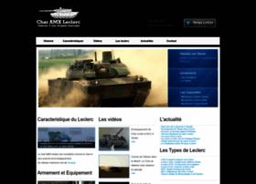 Eleclercfr Info Char Leclerc Histoire Dune Russite