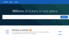 e.seatgeek.com