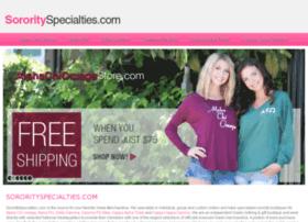 e.sororityspecialties.com