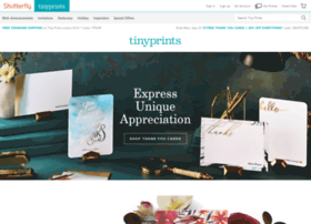 e.tinyprints.com