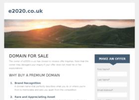 e2020.co.uk