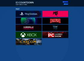 e3countdown.com