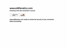e46fanatics.com