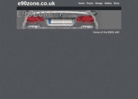 e90zone.co.uk
