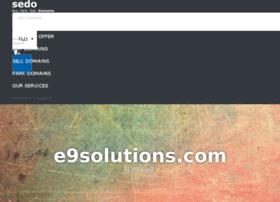 e9solutions.com