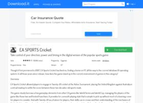 ea-sports-cricket.jaleco.com
