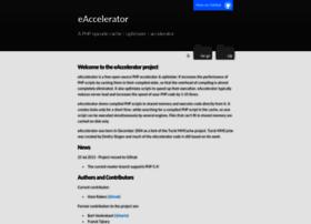eaccelerator.net