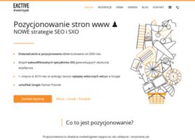 eactive-pozycjonowanie.pl