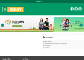 Ead.sesi-ce.org.br