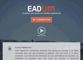 ead.univ-lemans.fr
