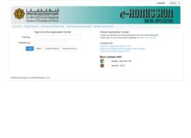 eadmission.iium.edu.my