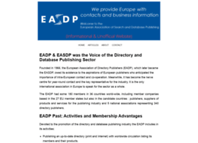 eadp.org