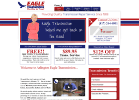 eaglearlington.com