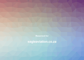 eagleaviation.co.za