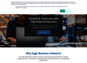 eaglebusinesssoftware.com