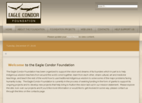 eaglecondorfoundation.org
