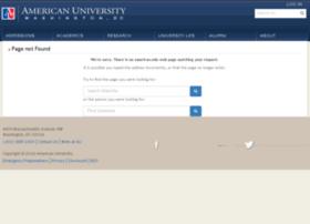 eagleeye.american.edu